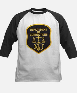 New Jersey Corrections Tee