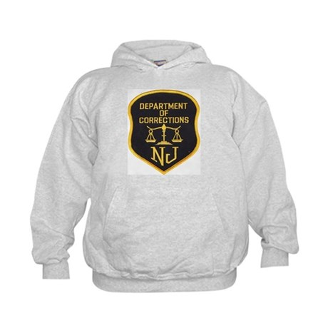 New Jersey Corrections Kids Hoodie