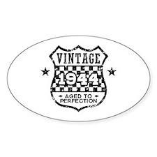 Vintage 1944 Decal