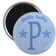 "Baby P 2.25"" Magnet (10 pack)"