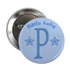 """Baby P 2.25"""" Button (100 pack)"""