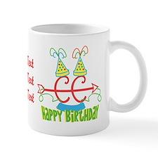 CUSTOMIZE Cross Country Running Birthday Mug