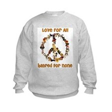 Dogs Of Peace Sweatshirt