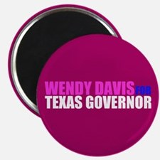 Wendy Davis for Governor Magnet
