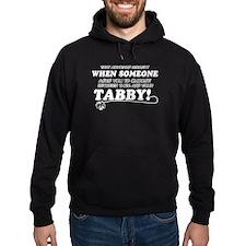 Unique Tabby designs Hoodie