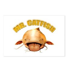 Mr. Catfish Postcards (Package of 8)