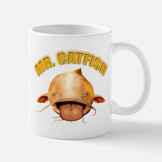 Mr. Catfish Mug