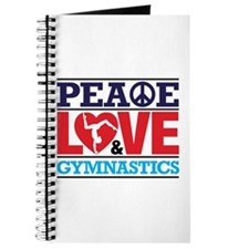 Peace Love and Gymnastics Journal