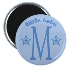 """Baby M 2.25"""" Magnet (100 pack)"""