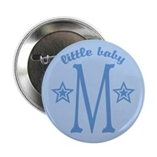 """Baby M 2.25"""" Button (10 pack)"""