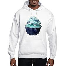 Cute Boys Eate Cupcakes Hoodie
