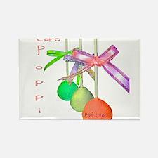 Cake Poppin Rectangle Magnet