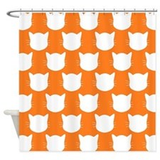 'Cats' Shower Curtain