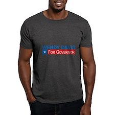 Wendy Davis Governor Democrat T-Shirt