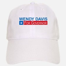 Wendy Davis Governor Democrat Baseball Baseball Cap
