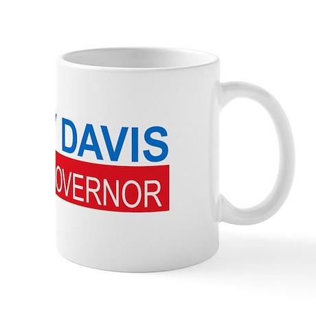 Wendy Davis Governor Democrat Mug