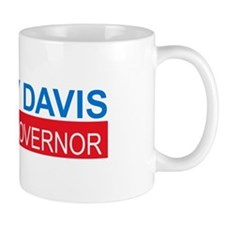 Wendy Davis Governor Democrat Mug