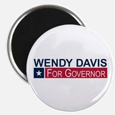 Wendy Davis Governor Texas Magnet
