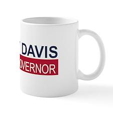 Wendy Davis Governor Texas Mug