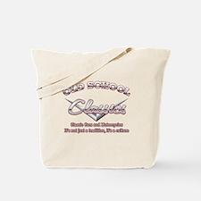 Old School Classics Tote Bag