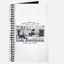 150 Anniversary Gettysburg Battle Journal