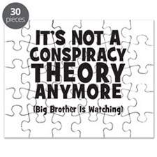 Its not a conspiracy theory anymore big brother Pu