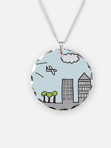 'City Skyline' Necklace