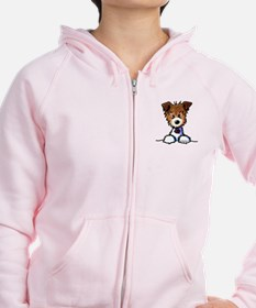 KiniArt Pocket JRT Zip Hoody