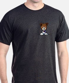 KiniArt Pocket JRT T-Shirt