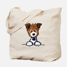 KiniArt Pocket JRT Tote Bag