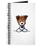 Jack russell terrier Journals & Spiral Notebooks