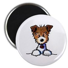 KiniArt Pocket JRT Magnet