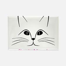 Check Meowt! Rectangle Magnet