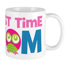 First Time Mom Maternity Small Mug