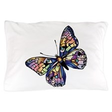Exotic Butterfly Pillow Case