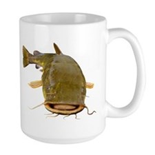 Fat Flathead catfish Mug