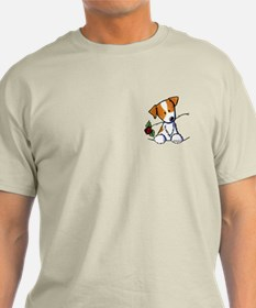 Pocket Rose JRT T-Shirt