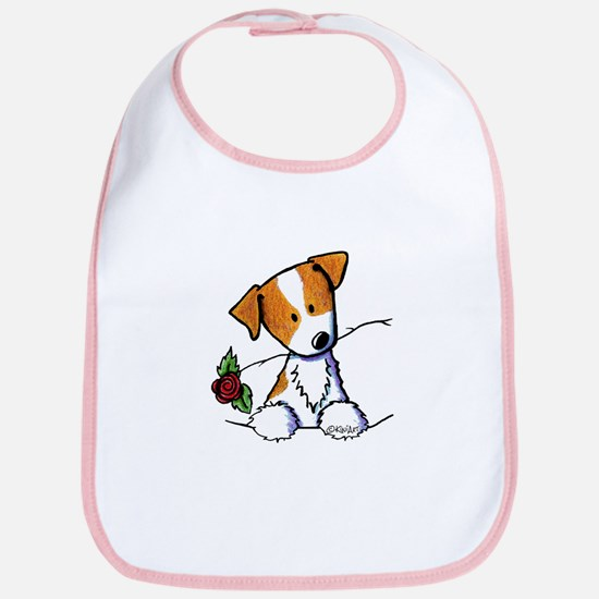 Pocket Rose JRT Bib