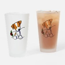 Pocket Rose JRT Drinking Glass