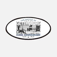 150 Anniversary Gettysburg Battle Patches