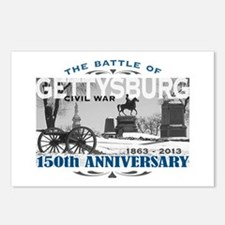 150 Anniversary Gettysburg Battle Postcards (Packa