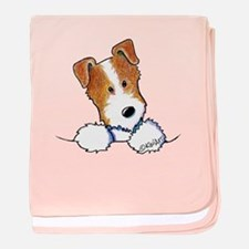 Pocket JRT BC2 baby blanket