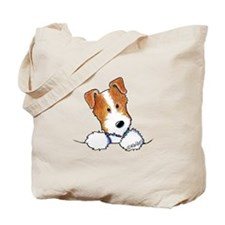 Pocket JRT BC2 Tote Bag
