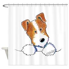 Pocket JRT BC2 Shower Curtain