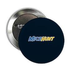 """MiceHunt Logo 2.25"""" Button"""
