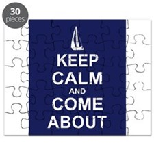 Keep Calm and Come About Puzzle