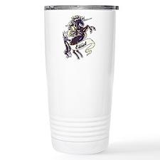 Elliot Unicorn Travel Coffee Mug