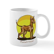 Pharaoh Hound Illustration Mug