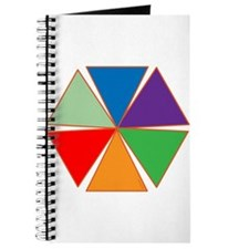 OYOOS Triangle design Journal