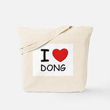 I love Dong Tote Bag